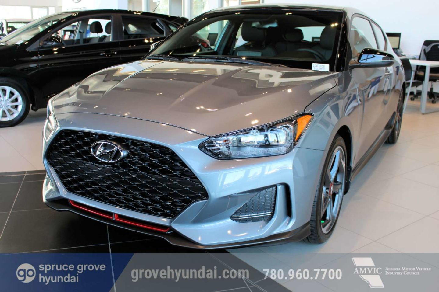 2020 Hyundai Veloster Turbo for sale in Spruce Grove, Alberta