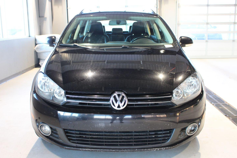 2014 Volkswagen Golf Wagon Highline for sale in Spruce Grove, Alberta