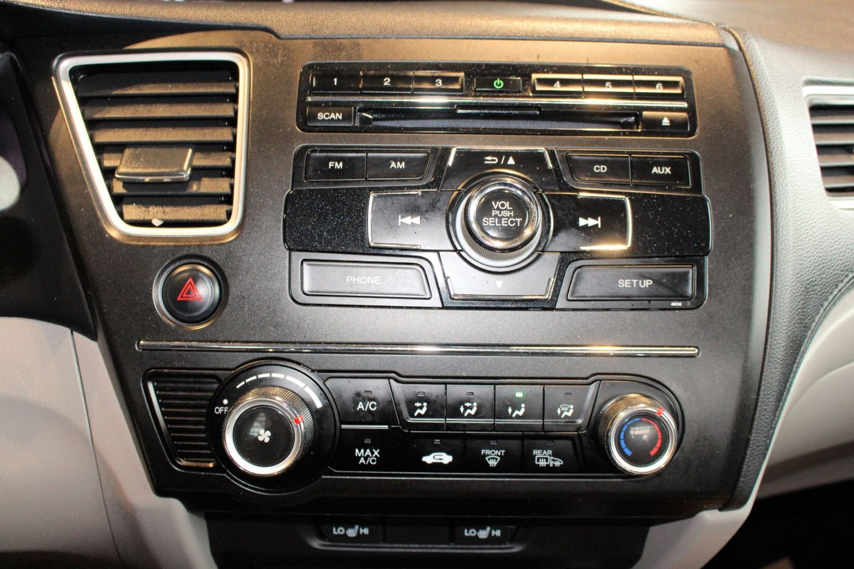 2014 Honda Civic Sedan LX for sale in Spruce Grove, Alberta