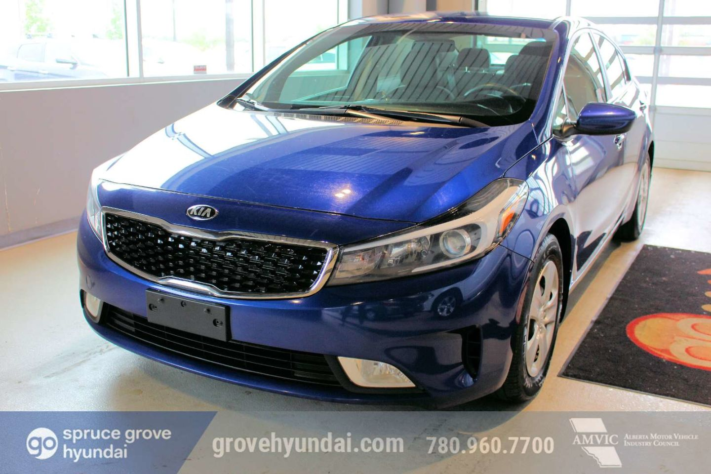 2017 Kia Forte LX+ for sale in Spruce Grove, Alberta