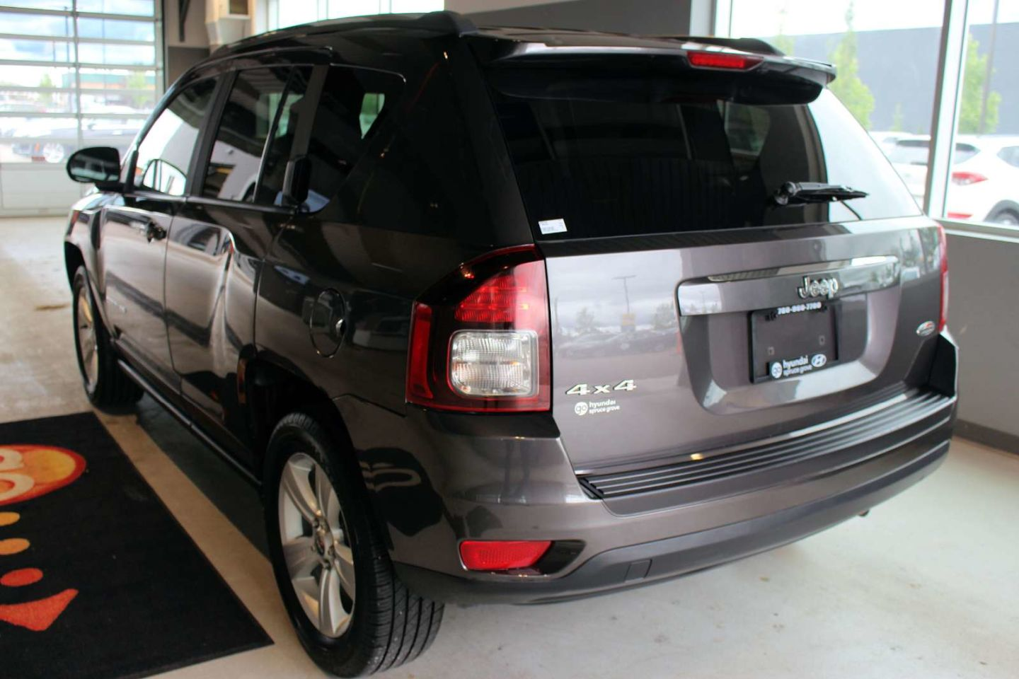 2015 Jeep Compass Sport for sale in Spruce Grove, Alberta