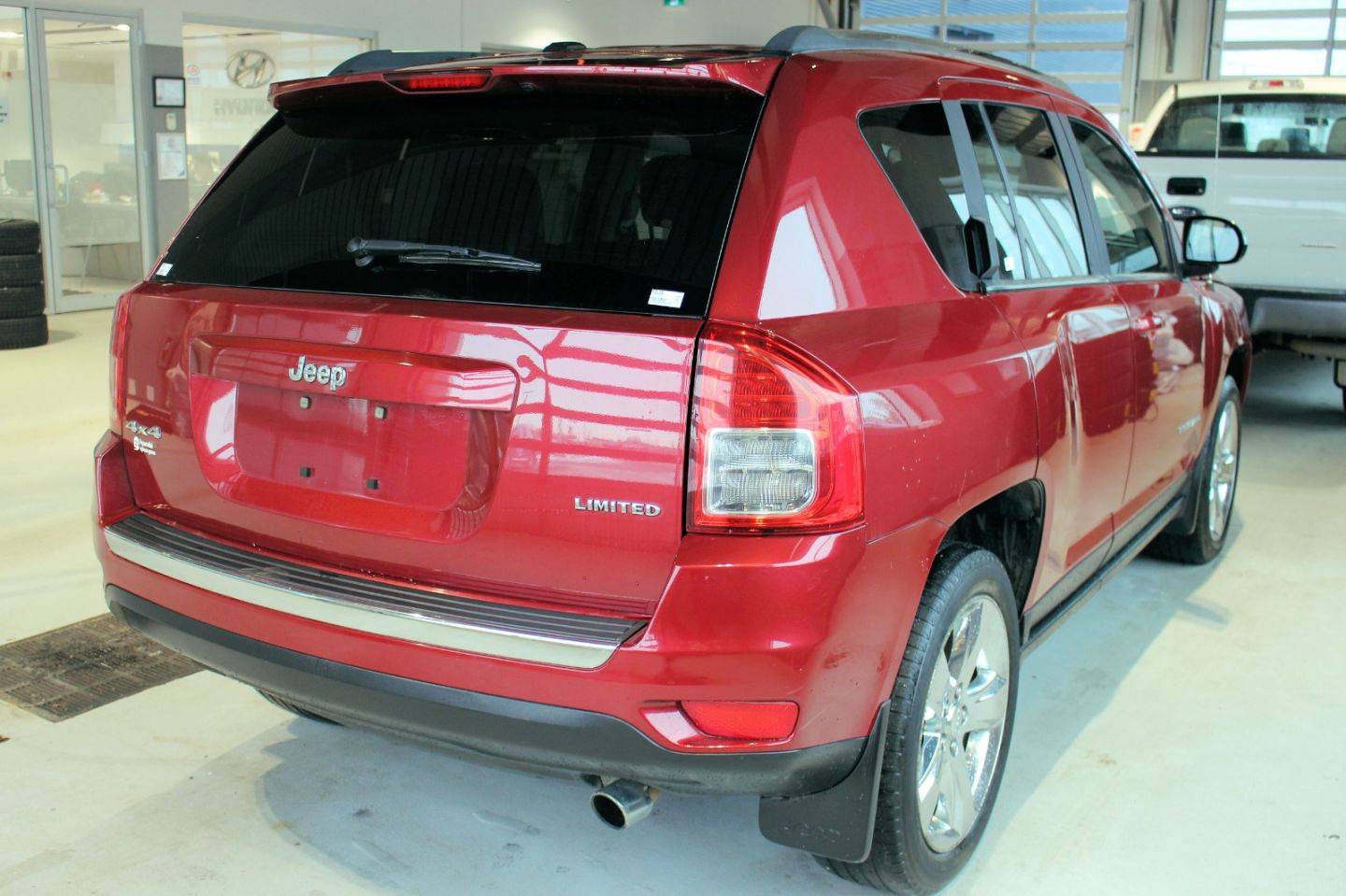 2012 Jeep Compass Limited for sale in Spruce Grove, Alberta