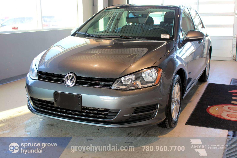 2017 Volkswagen Golf Trendline for sale in Spruce Grove, Alberta