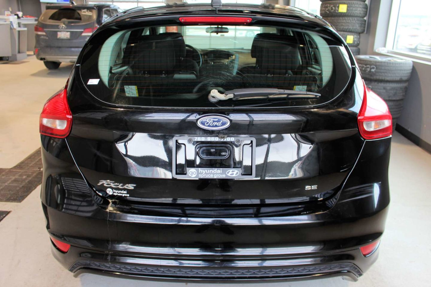 2018 Ford Focus SE for sale in Spruce Grove, Alberta