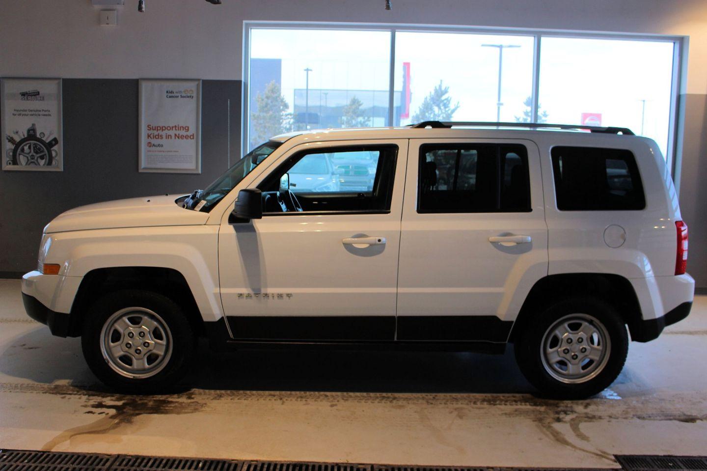 2016 Jeep Patriot North for sale in Spruce Grove, Alberta