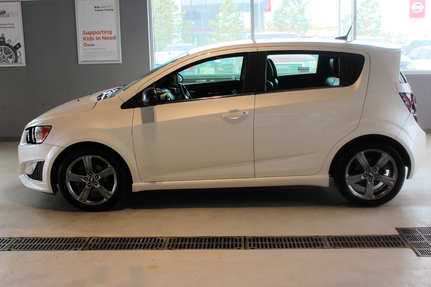 2014 Chevrolet Sonic RS for sale in Spruce Grove, Alberta
