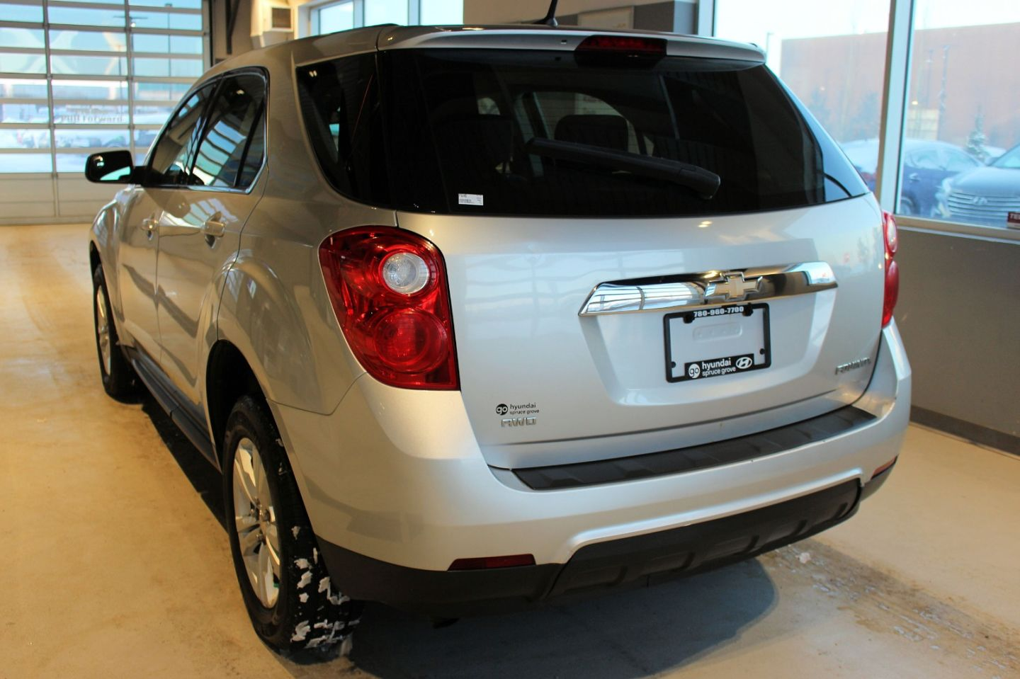2011 Chevrolet Equinox LS for sale in Spruce Grove, Alberta