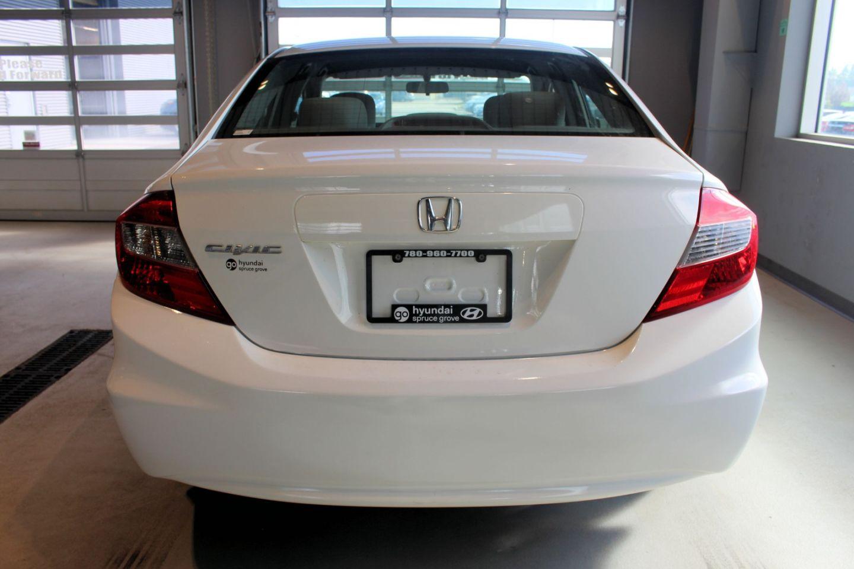 2012 Honda Civic Sdn LX for sale in Spruce Grove, Alberta
