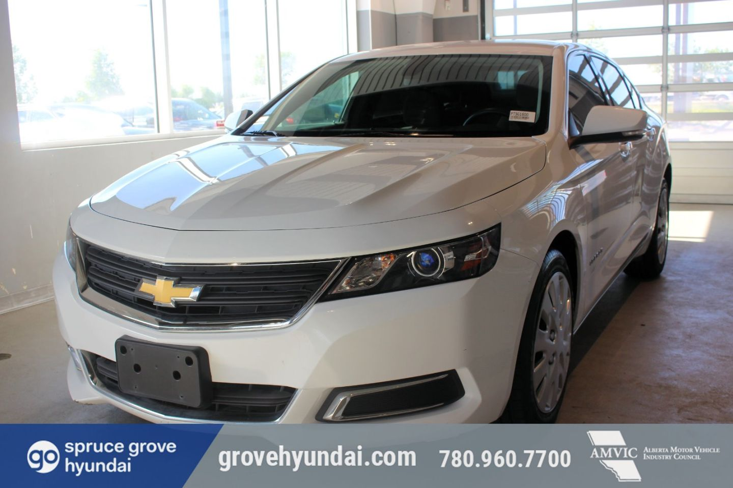 2016 Chevrolet Impala  for sale in Spruce Grove, Alberta