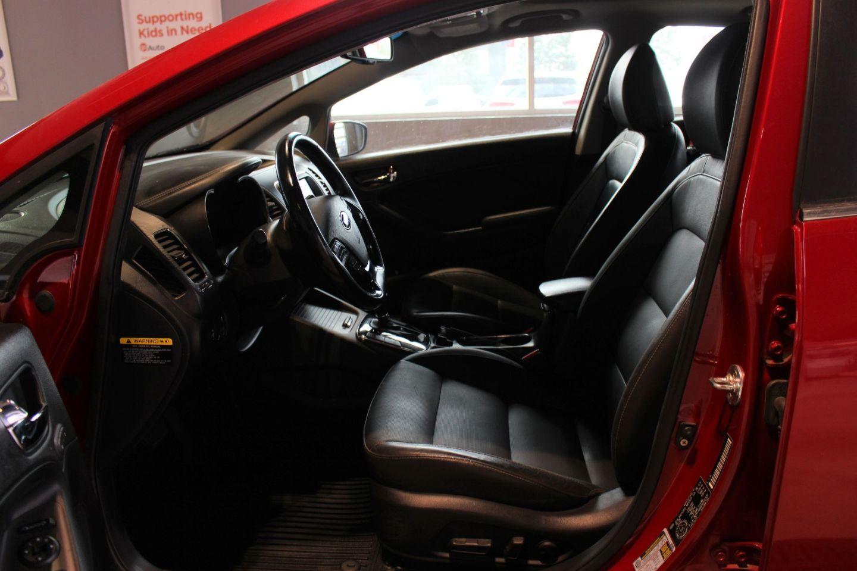 2017 Kia Forte EX Luxury for sale in Spruce Grove, Alberta