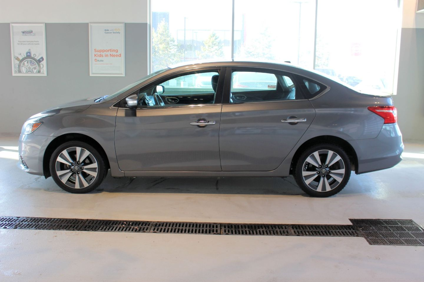 2017 Nissan Sentra SL for sale in Spruce Grove, Alberta