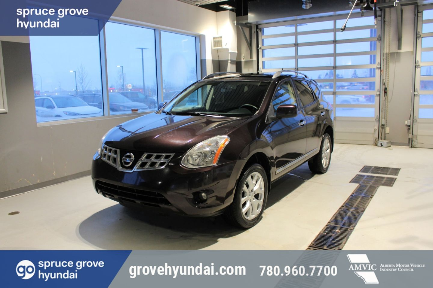 2013 Nissan Rogue SV for sale in Spruce Grove, Alberta