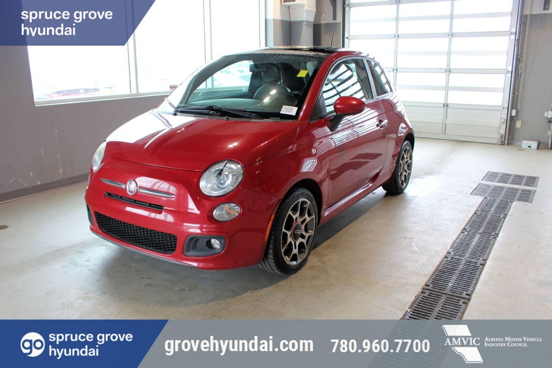 2012 FIAT 500 Sport for sale in Spruce Grove, Alberta
