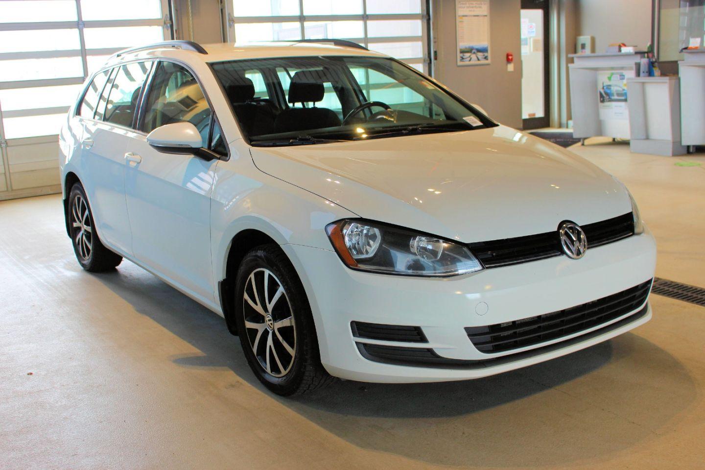 2015 Volkswagen Golf Sportwagon Comfortline for sale in Spruce Grove, Alberta
