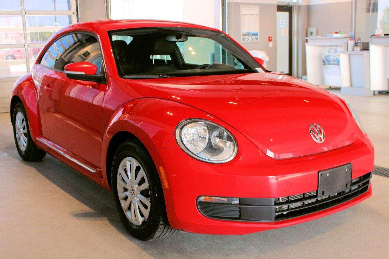 2015 Volkswagen Beetle Coupe Comfortline for sale in Spruce Grove, Alberta