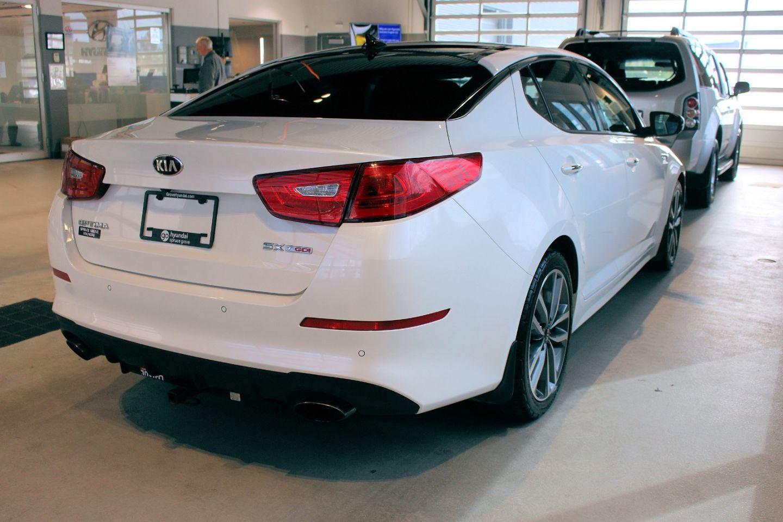 2015 Kia Optima SX Turbo for sale in Spruce Grove, Alberta