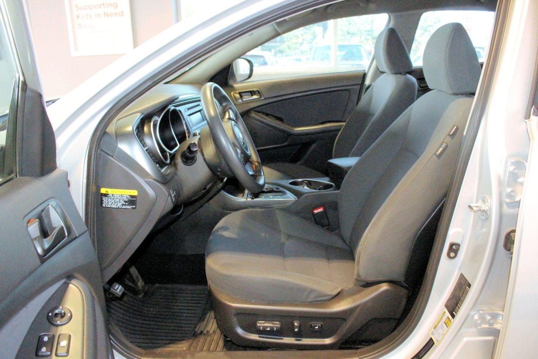 2015 Kia Optima LX for sale in Spruce Grove, Alberta