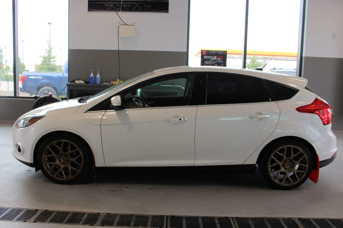 2014 Ford Focus Titanium for sale in Spruce Grove, Alberta