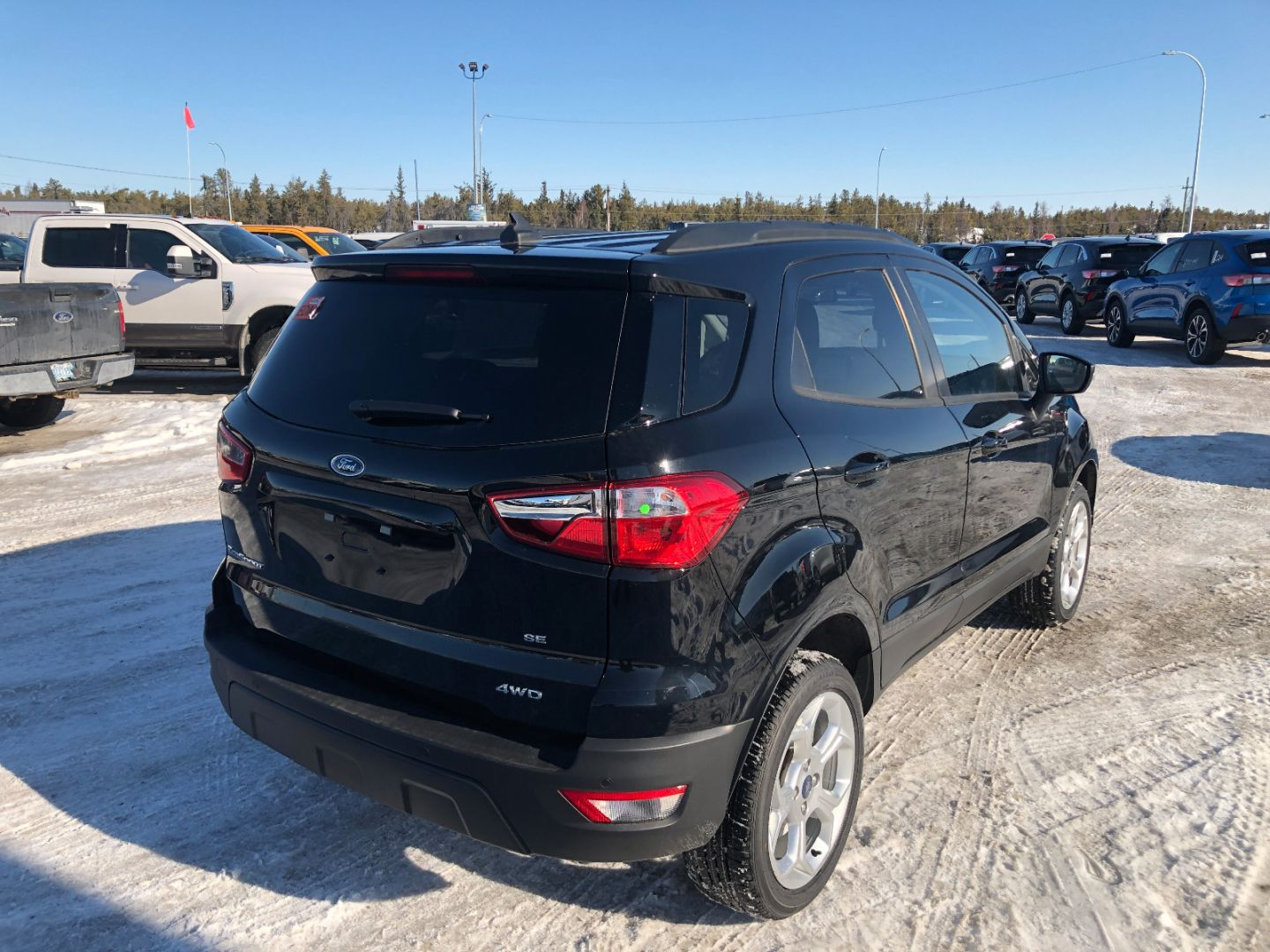 2021 Ford EcoSport SE for sale in Yellowknife, Northwest Territories