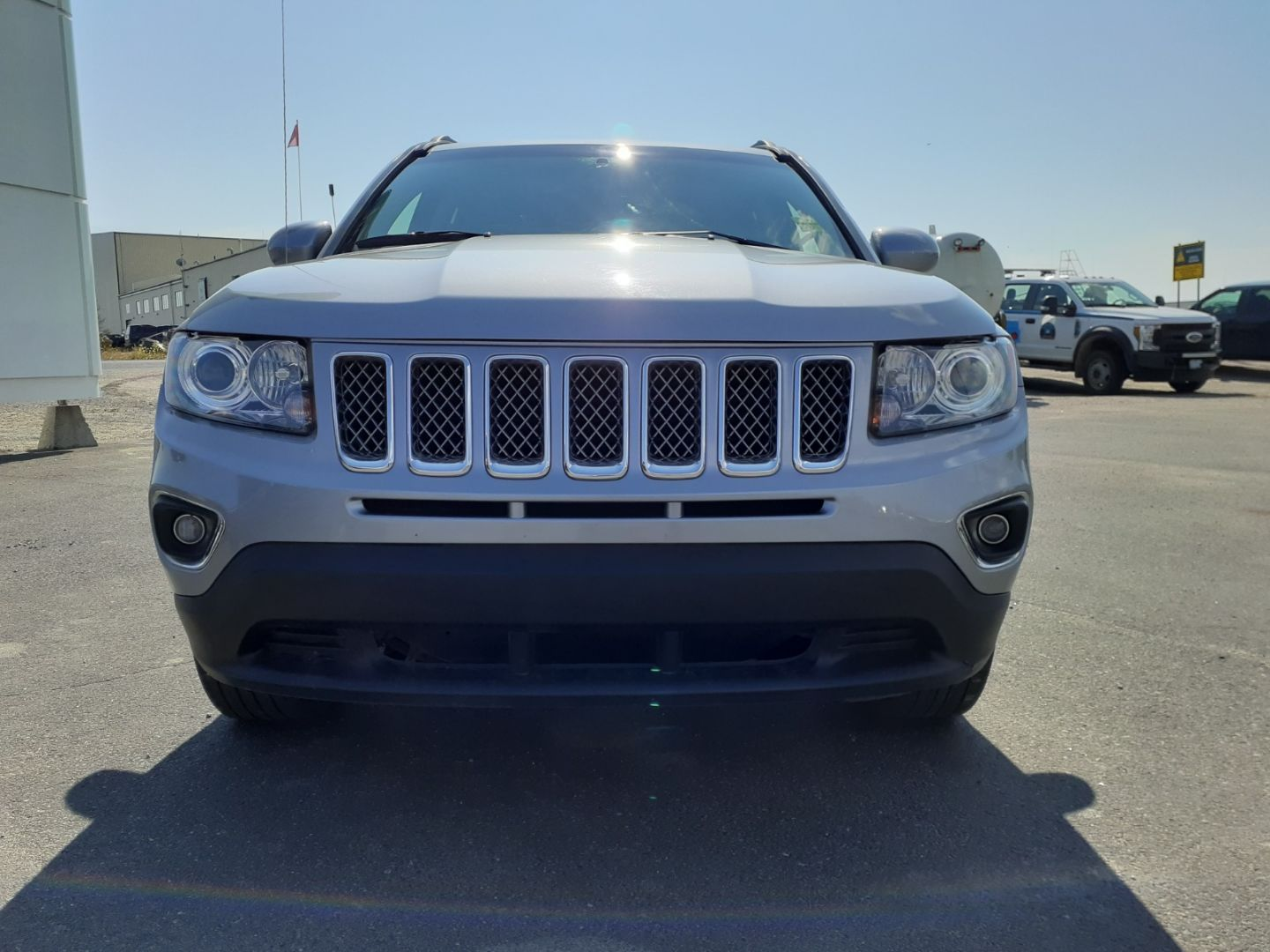 2015 Jeep Compass Limited for sale in Yellowknife, Northwest Territories