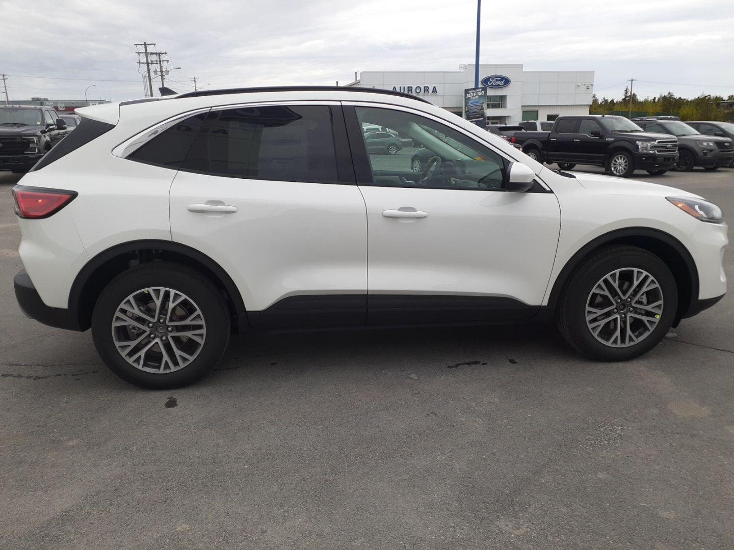 2021 Ford Escape SEL for sale in Yellowknife, Northwest Territories