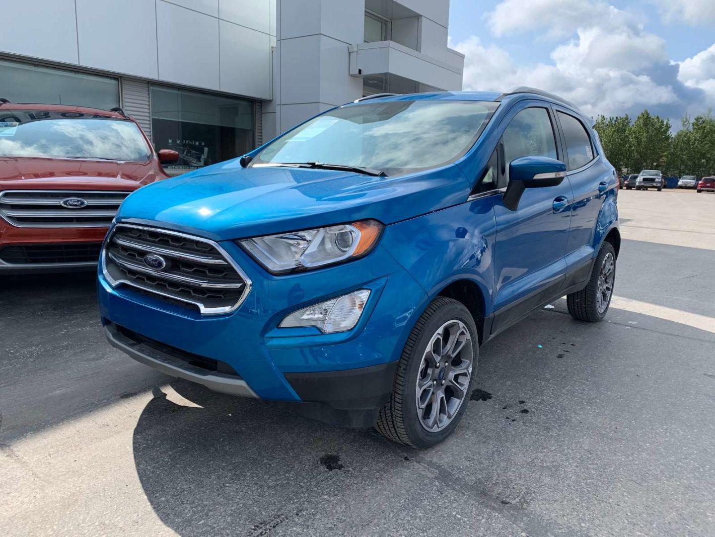 2019 Ford EcoSport Titanium for sale in Hay River, Northwest Territories