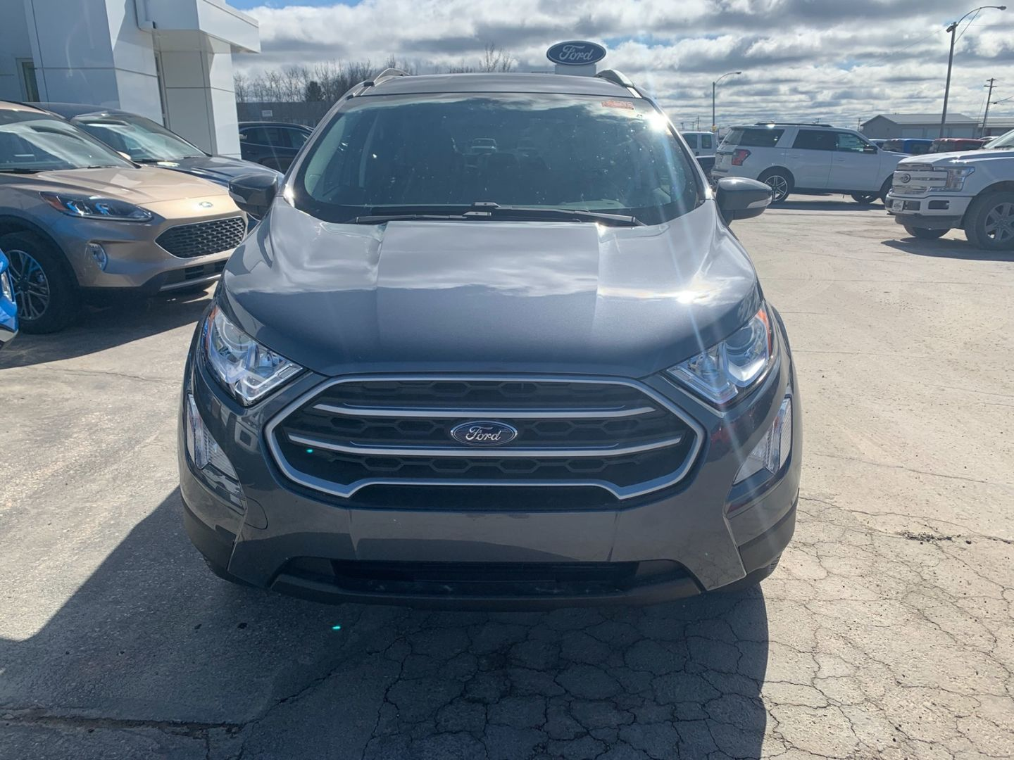 2020 Ford EcoSport SE for sale in Hay River, Northwest Territories