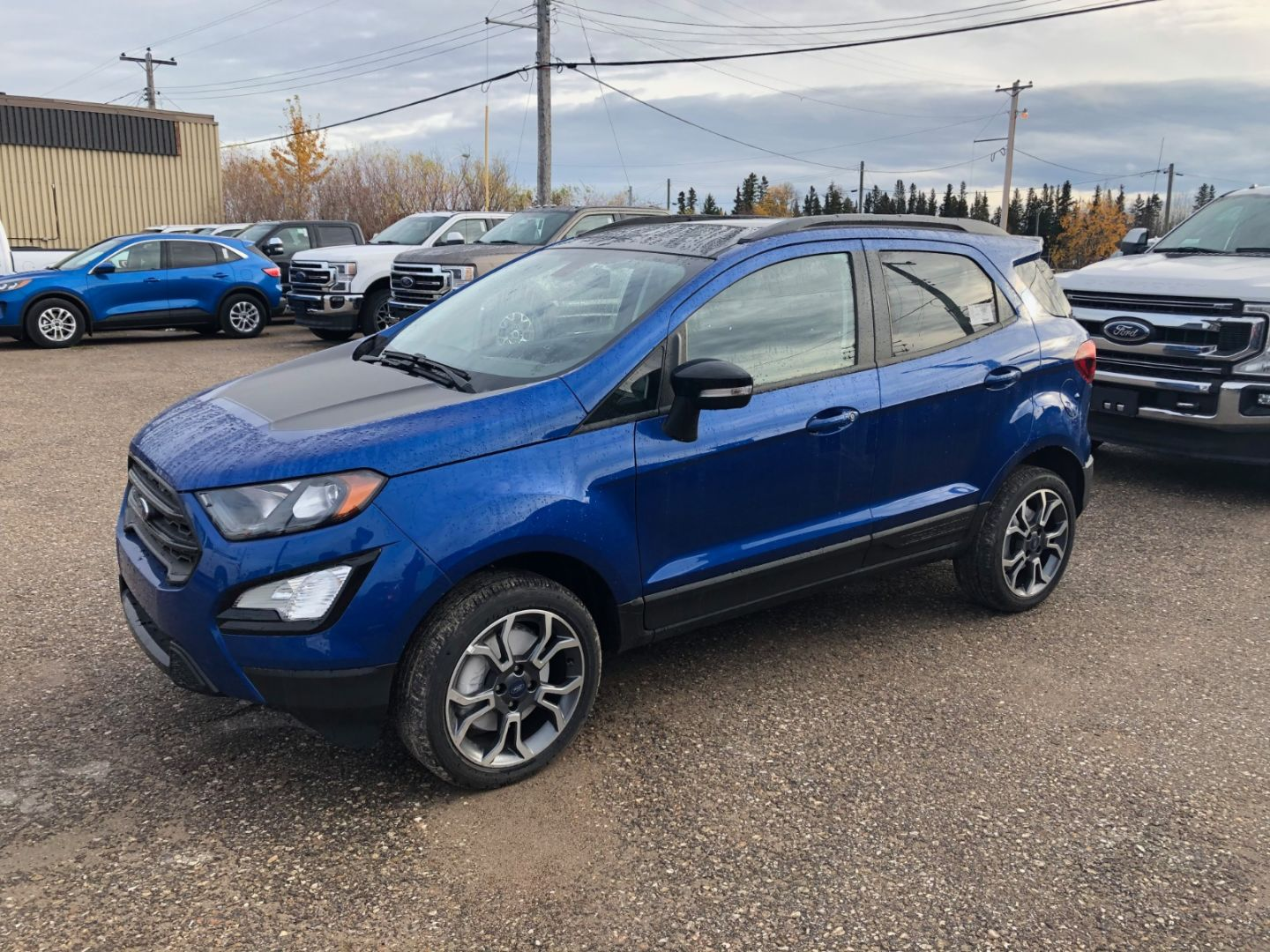 2020 Ford EcoSport SES for sale in Hay River, Northwest Territories