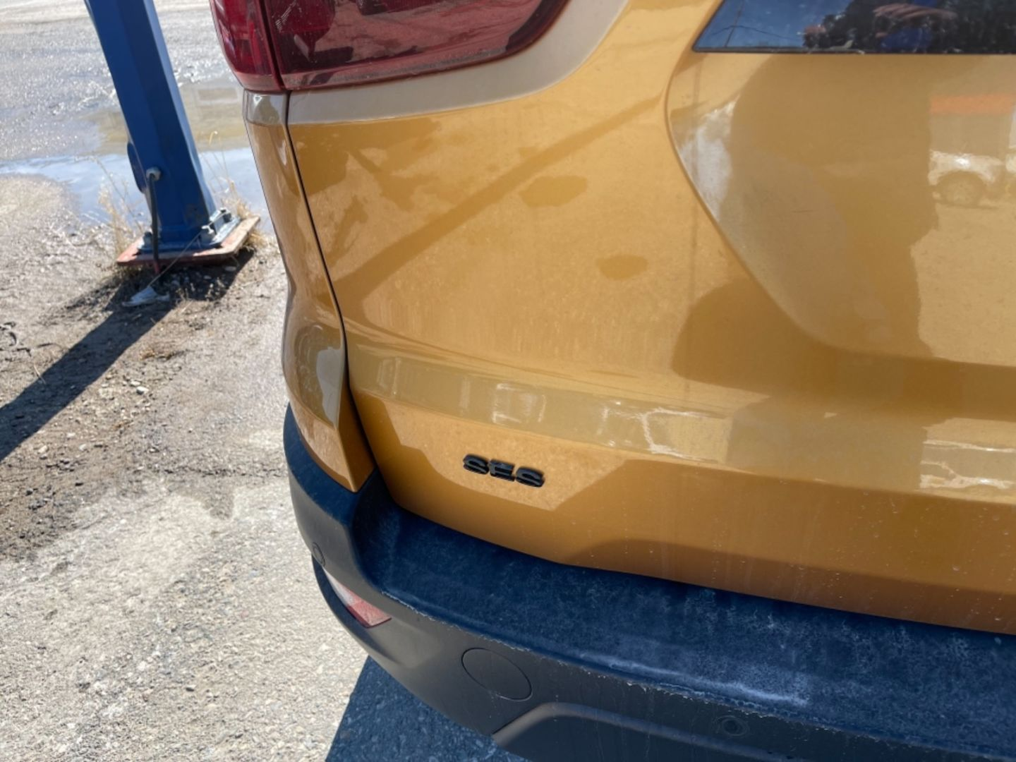 2021 Ford EcoSport SES for sale in Hay River, Northwest Territories