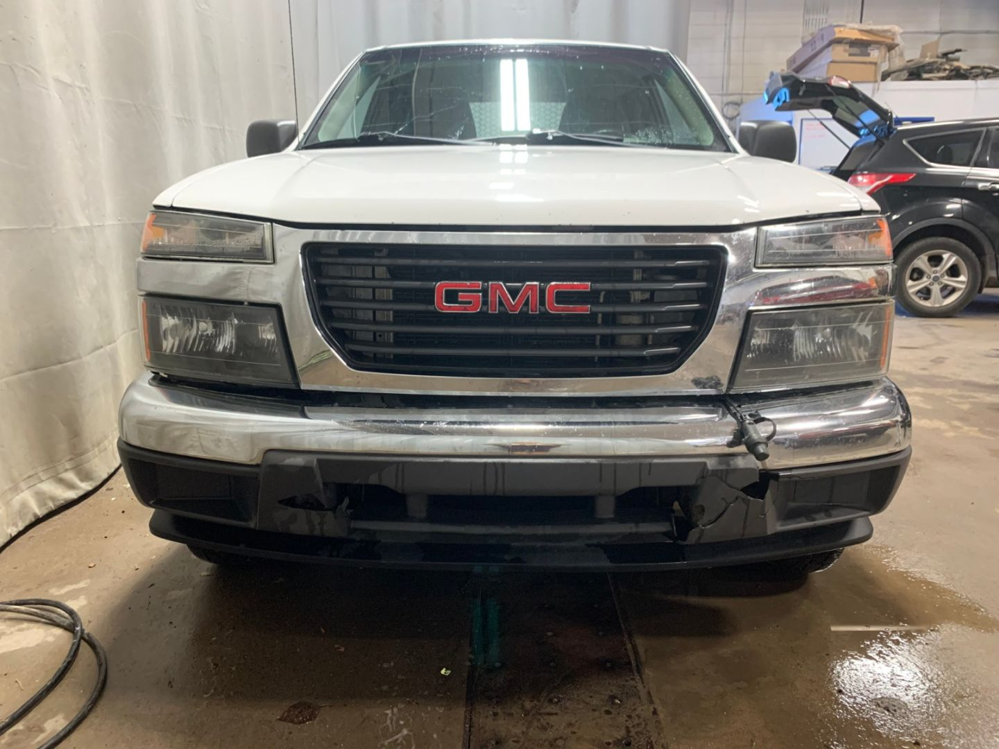 2008 GMC Canyon SL for sale in Red Deer, Alberta