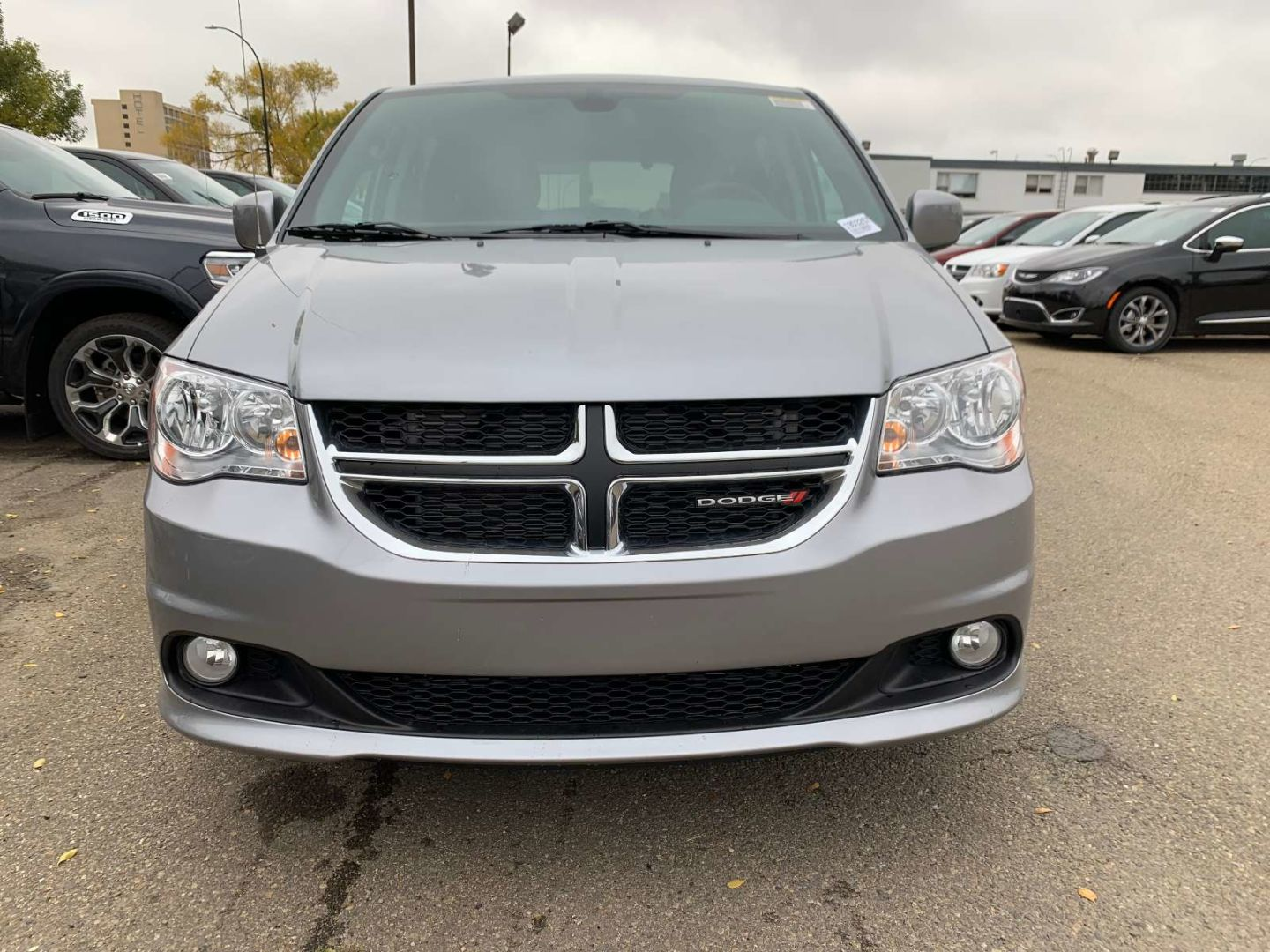 2019 Dodge Grand Caravan SXT Premium Plus for sale in Red Deer, Alberta