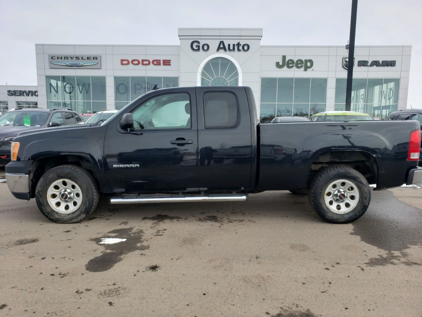 2010 GMC Sierra 1500 WT for sale in Red Deer, Alberta