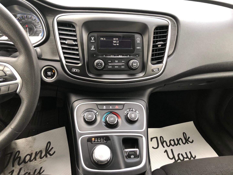 2015 Chrysler 200 LX for sale in Red Deer, Alberta