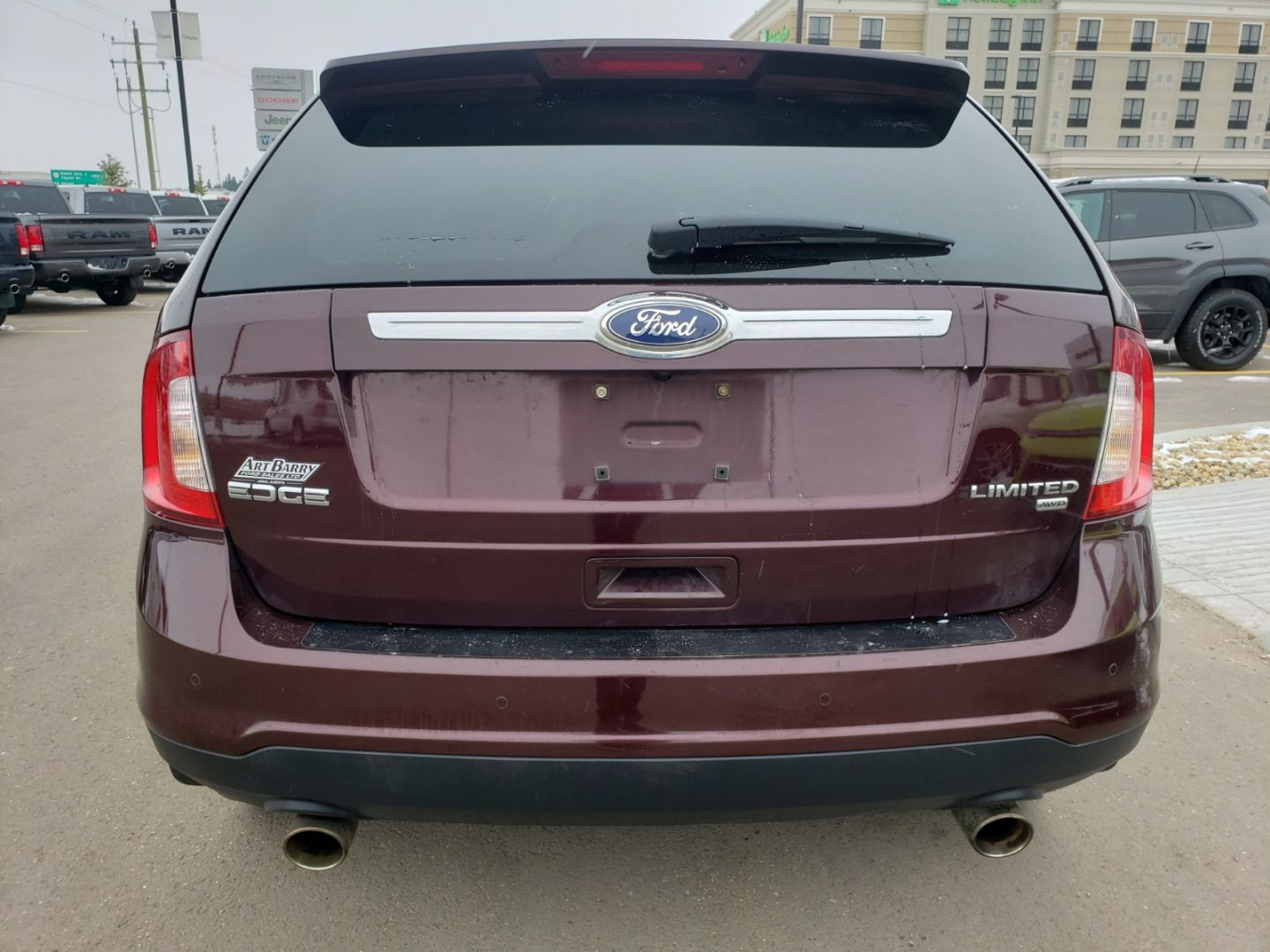 2011 Ford Edge Limited for sale in Red Deer, Alberta
