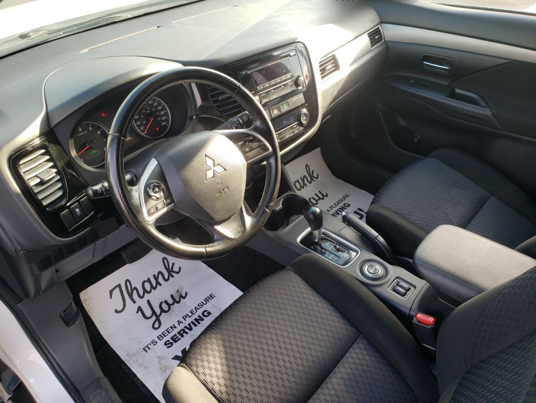 2014 Mitsubishi Outlander ES for sale in Red Deer, Alberta