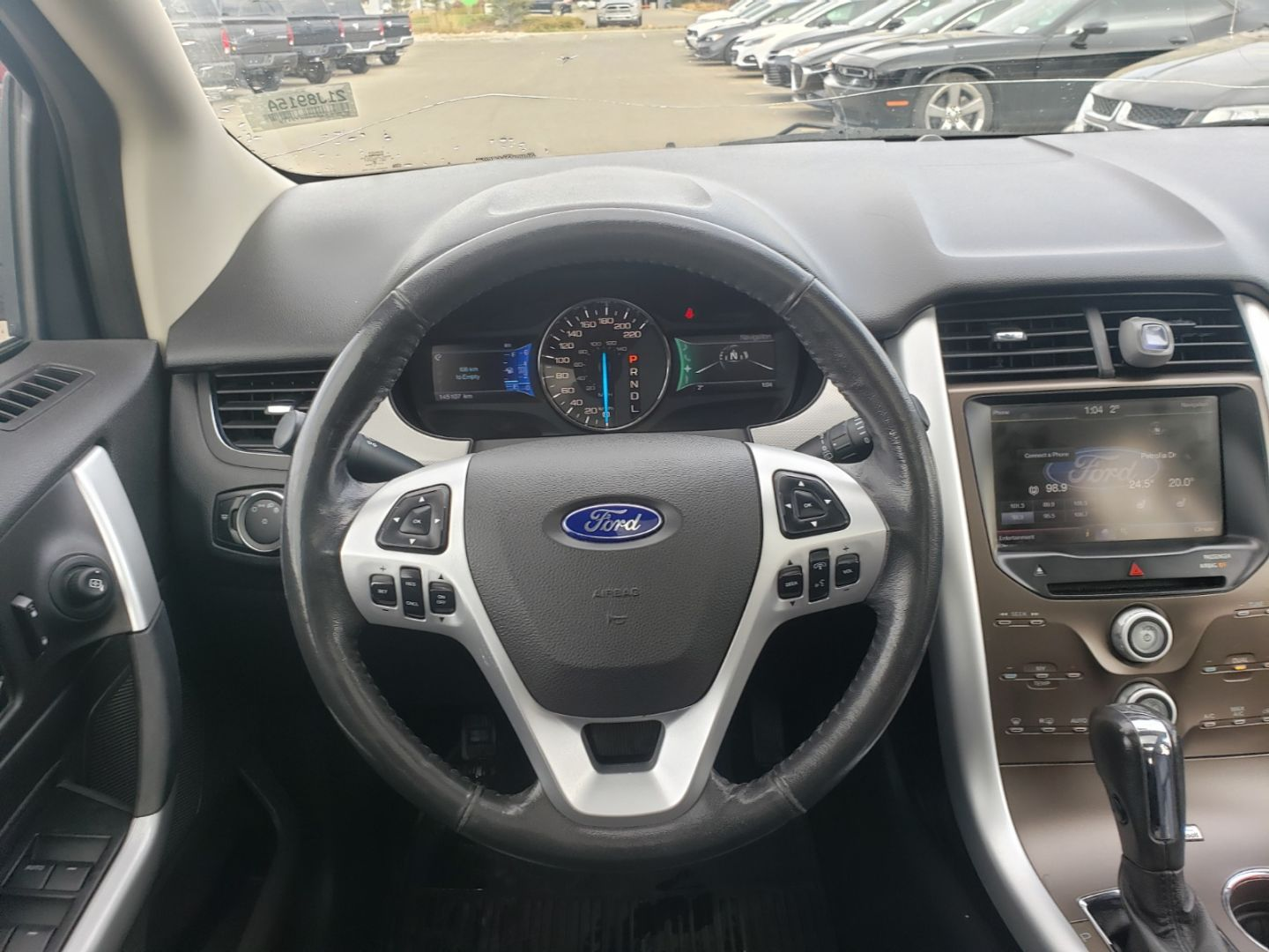 2013 Ford Edge SEL for sale in Red Deer, Alberta