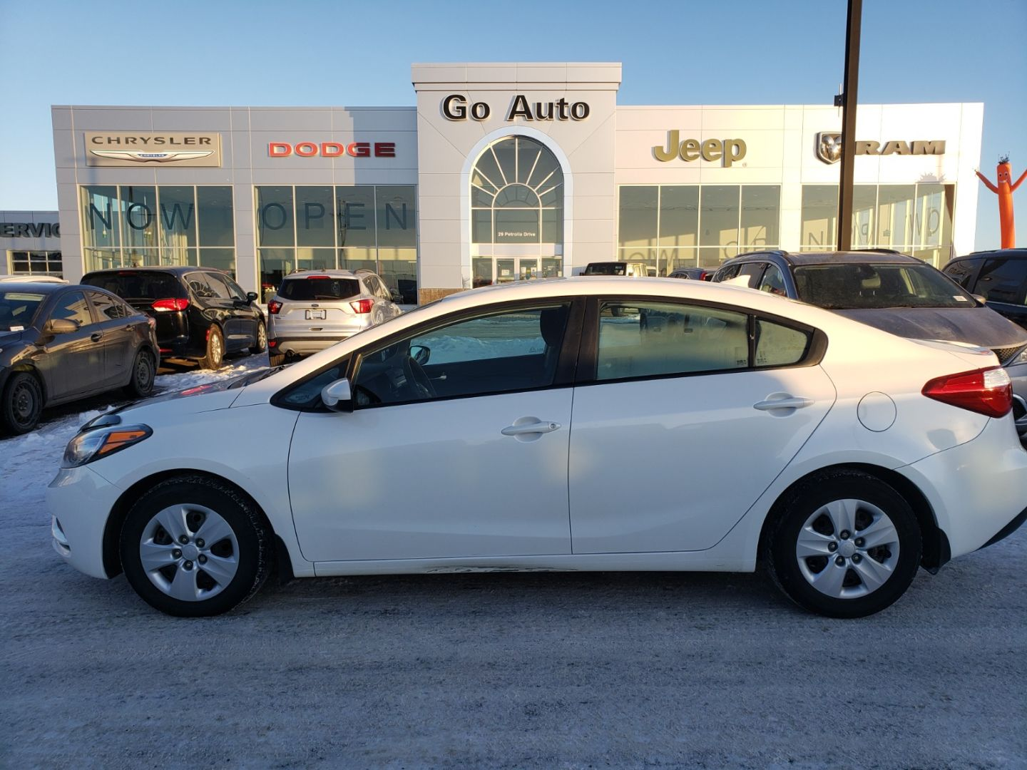 2015 Kia Forte LX for sale in Red Deer, Alberta