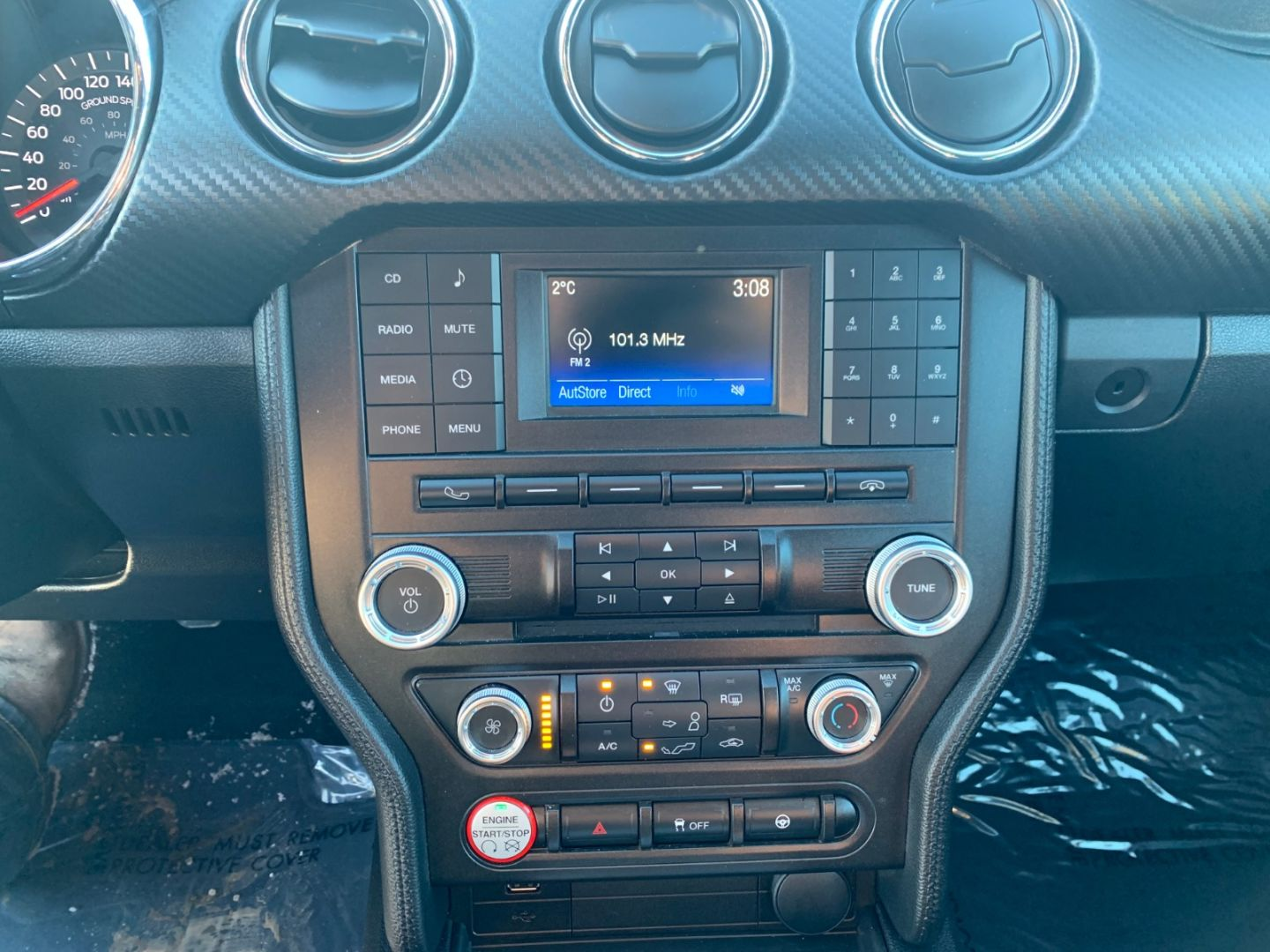 2015 Ford Mustang V6 for sale in Red Deer, Alberta