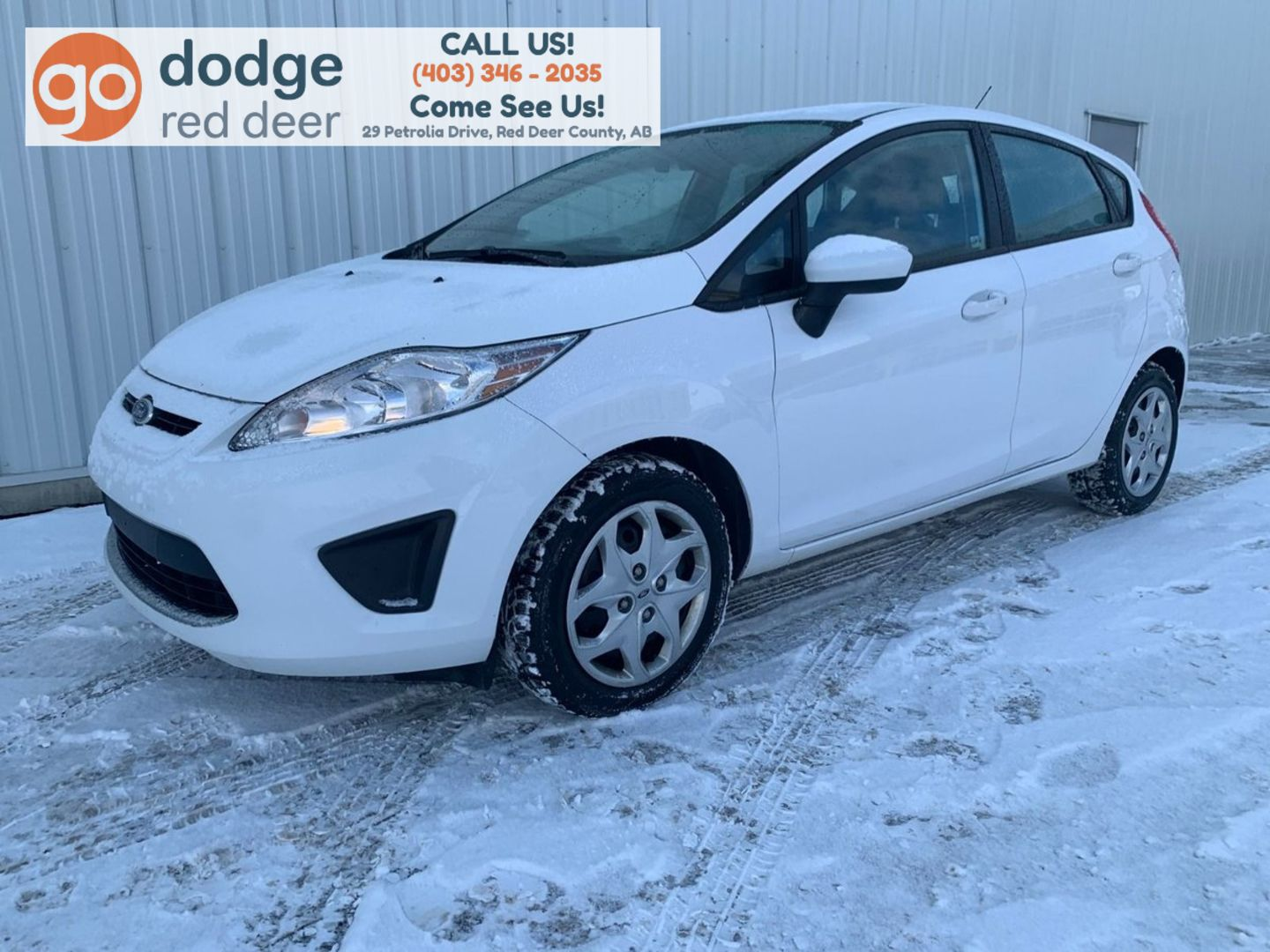 2011 Ford Fiesta SE for sale in ,