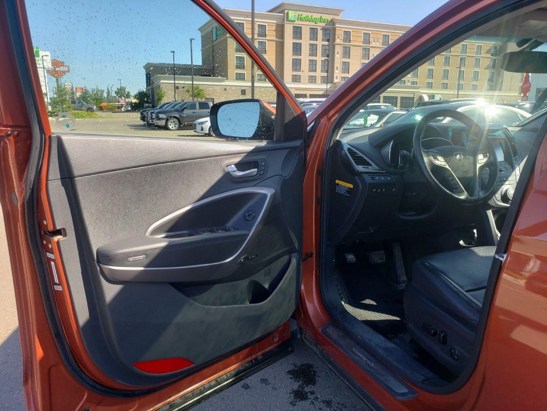 2015 Hyundai Santa Fe Sport Limited for sale in Red Deer, Alberta