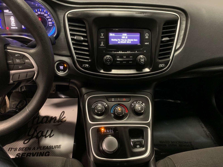 2016 Chrysler 200 LX for sale in Red Deer, Alberta