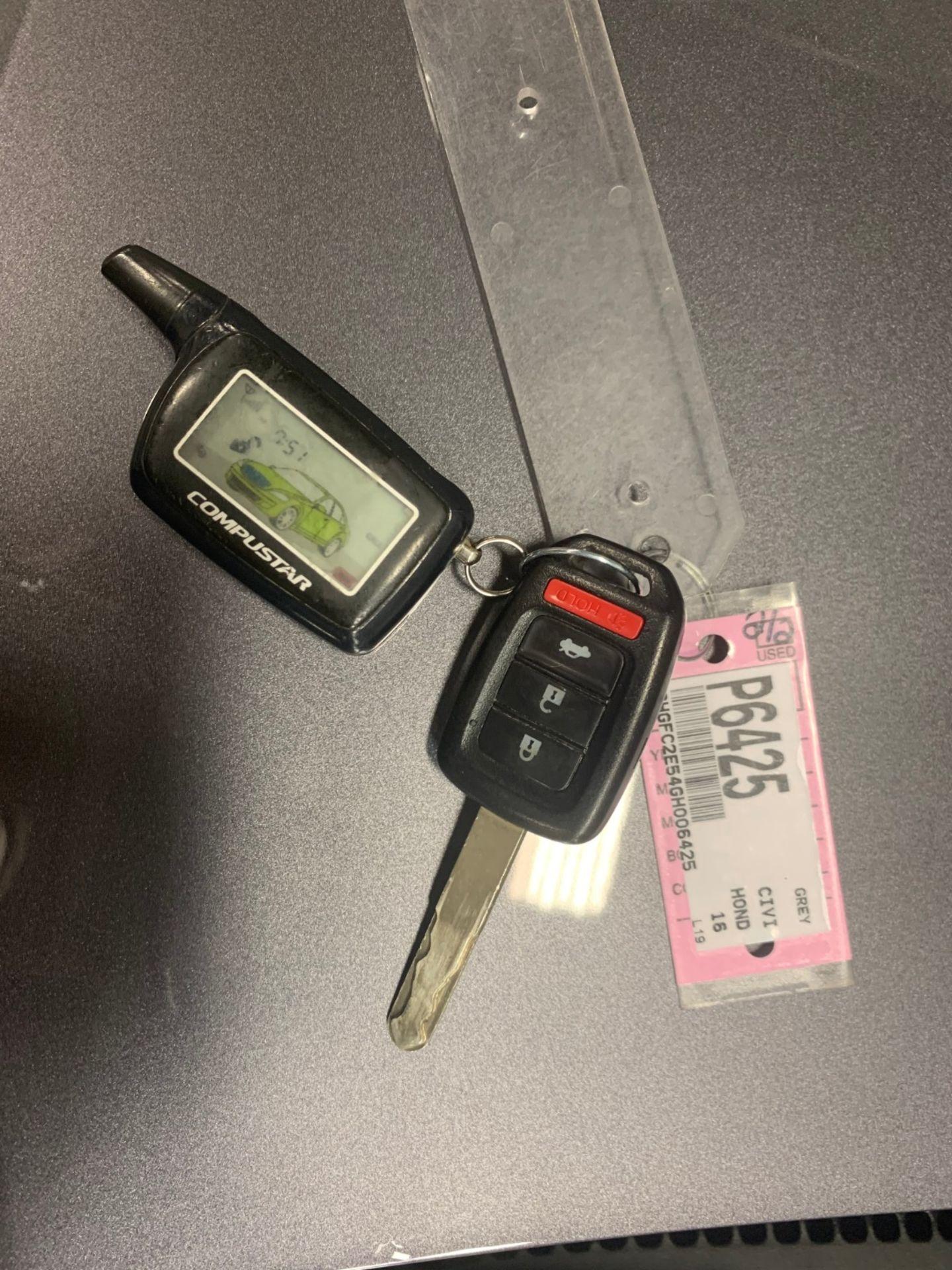 2016 Honda Civic Sedan LX for sale in Red Deer, Alberta