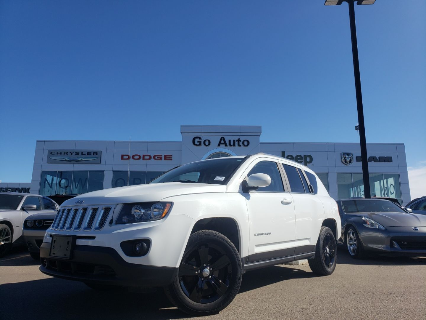 2014 Jeep Compass North for sale in Red Deer, Alberta