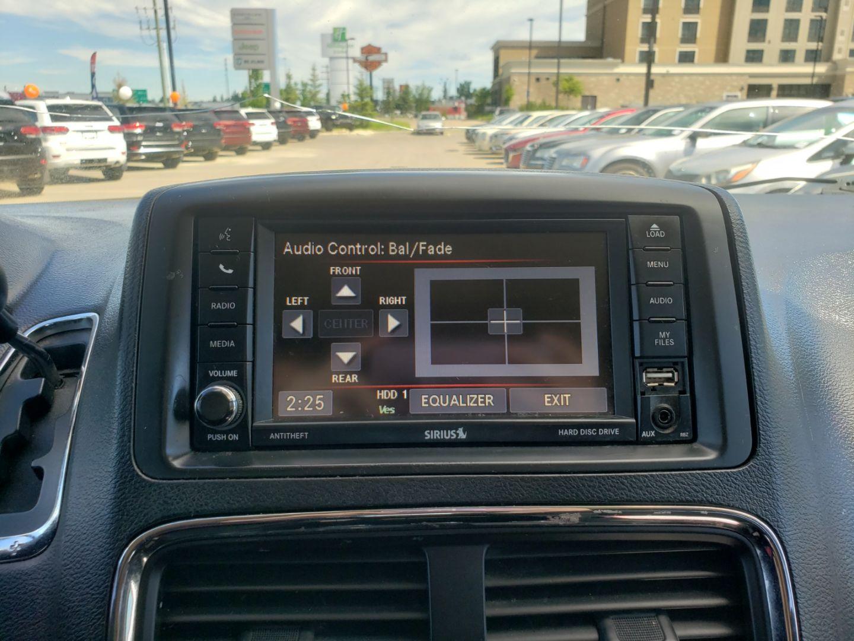 2016 Dodge Grand Caravan SXT for sale in Red Deer, Alberta