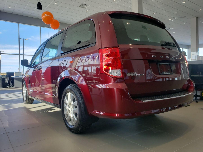 2020 Dodge Grand Caravan SE for sale in Red Deer, Alberta