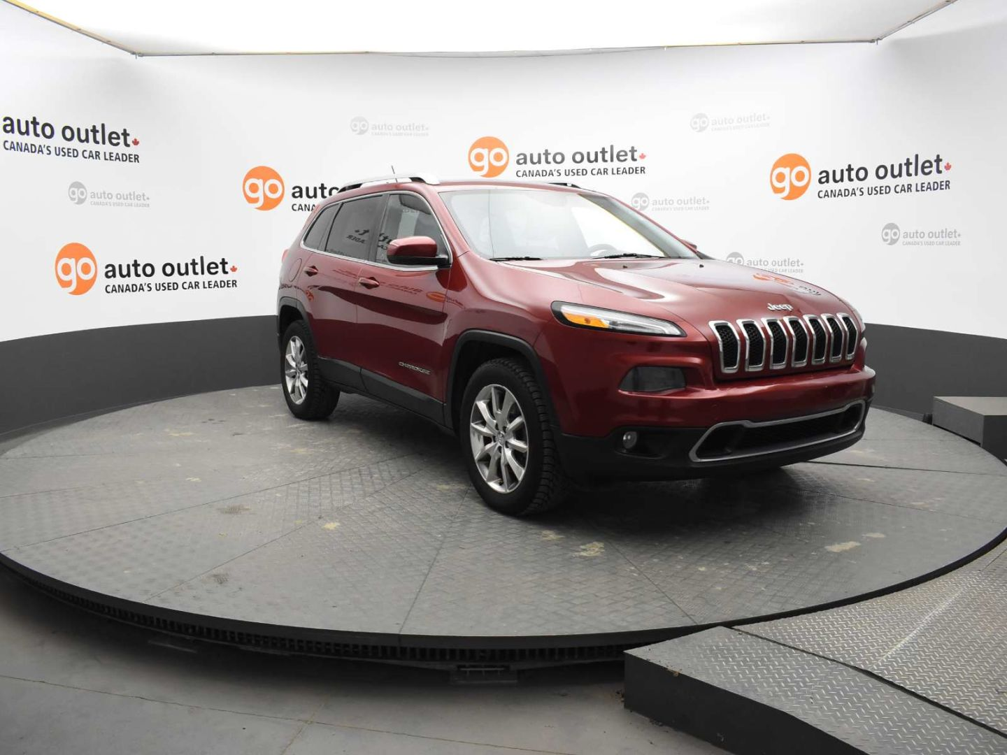 2014 Jeep Cherokee Limited for sale in Leduc, Alberta