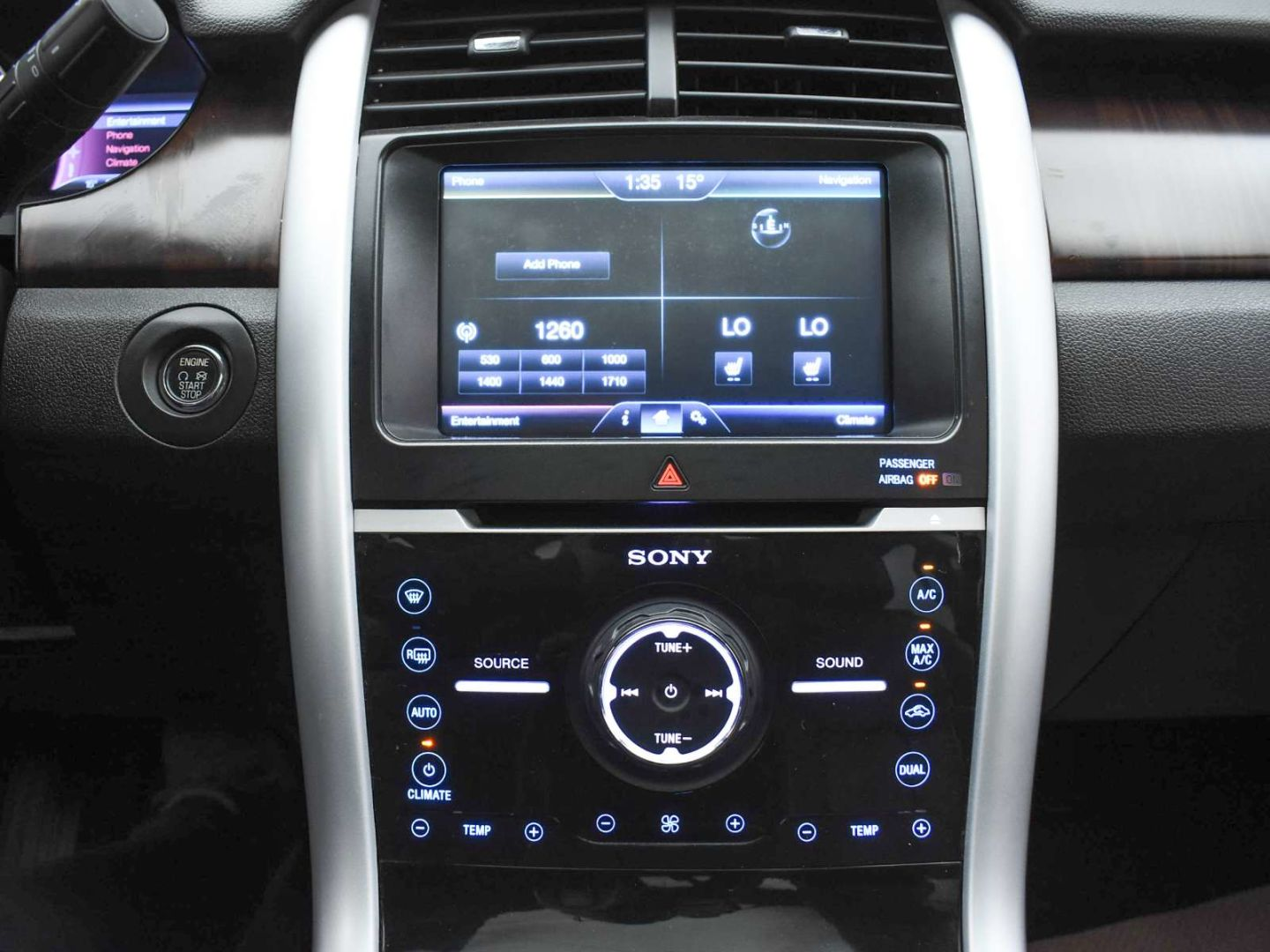 2011 Ford Edge Limited for sale in Leduc, Alberta