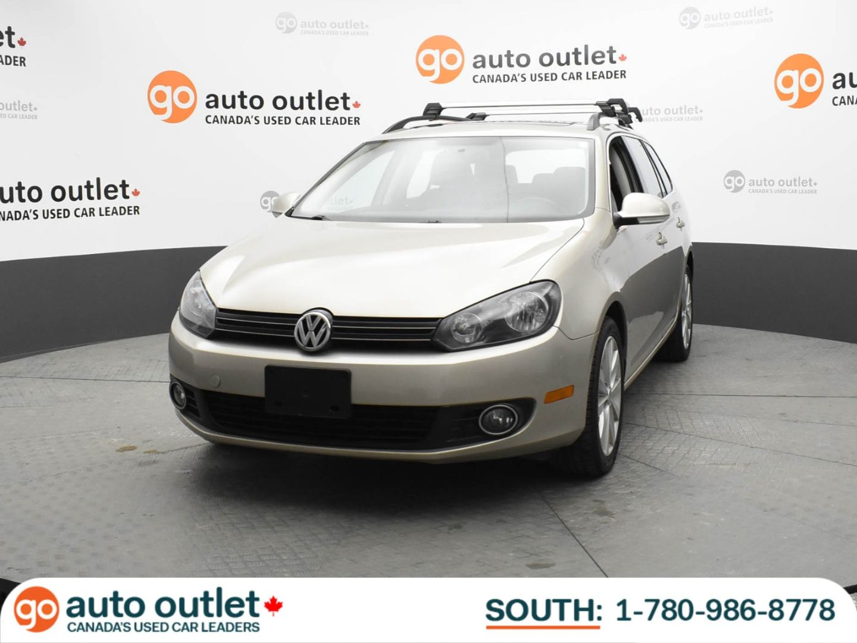 2012 Volkswagen Golf Wagon Comfortline for sale in Leduc, Alberta