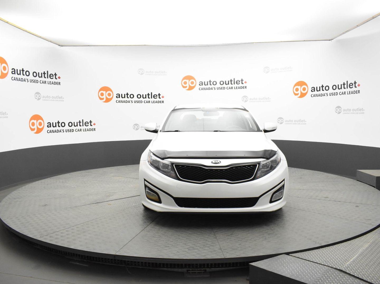 2015 Kia Optima LX for sale in Leduc, Alberta