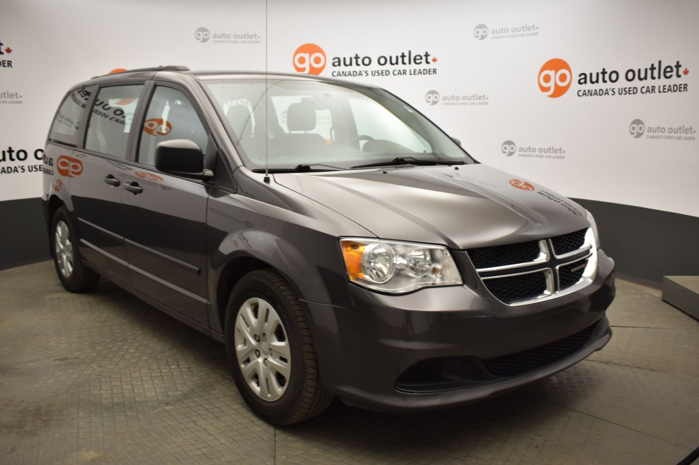 2016 Dodge Grand Caravan Canada Value Package for sale in Leduc, Alberta